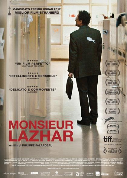 Monsieur Lazhar – (Newsletter n.5 dicembre 2020)