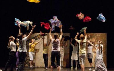 Laboratorio teatrale per le classi prime superiori – (Newsletter n.8 marzo 2021)
