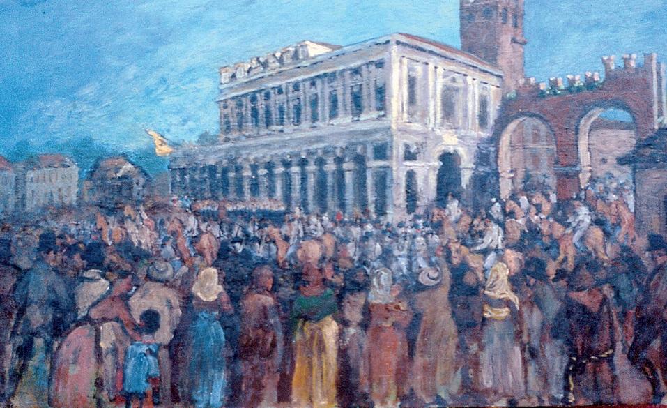 """Aprile 1796 """"Pasque Veronesi"""": un sussulto di orgoglio – (Newsletter n.10 maggio-giugno 2021)"""